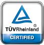 Management System ISO 9001:2015 - TÜV Rheinland Certified